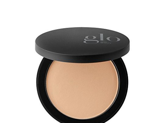 Glo Skin Beauty Pressed Base Mineral Pressed Powder Foundation with Talc Free Paraben Free Formula Breathable Buildable Coverage Matte Finish 0 540x405 c