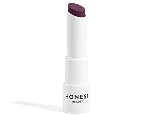Honest Beauty Tinted Lip Balm Plum Drop Vegan 6 Hours Of Moisture Paraben Free Silicone Free Cruelty Free 0141 Oz Packaging May Vary 0 540x405 c
