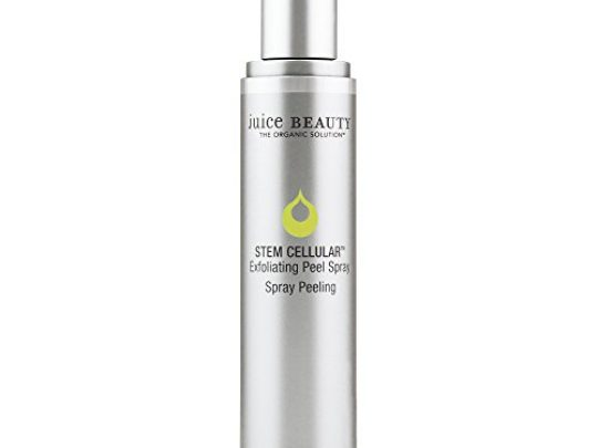 Juice Beauty Stem Cellular Exfoliating Peel Spray Gentle Resurfacing Facial Exfoliant to Visibly Help Skin Texture in Seconds Vegan Stem Cells Made with Organic Ingredients 17 Fl Oz 0 540x405 c