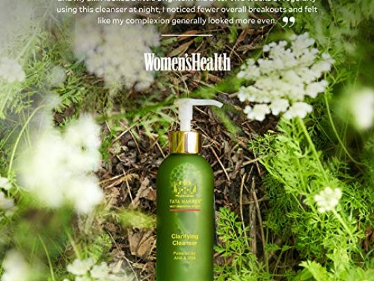 NEW Tata Harper Clarifying Cleanser Blemish Oil Control Face Wash 100 Natural Made Fresh in Vermont 50ml 0 540x405 c