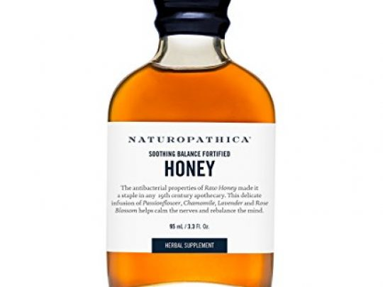 Naturopathica Soothing Balance Fortified Honey 33 oz 0 540x405 c
