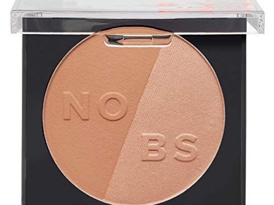 PYT Beauty Beach Bronzer Duo Matte Shimmer Shades Natural Sun Kissed Glow Hypoallergenic Cruelty Free Vegan 1 Count 0 540x405 c