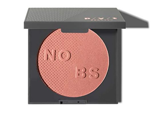 PYT Beauty Everyday Blush Powder Peachy Coral with Golden Shimmer Highlighter Hypoallergenic Cruelty Free Vegan 1 Count 0 540x405 c