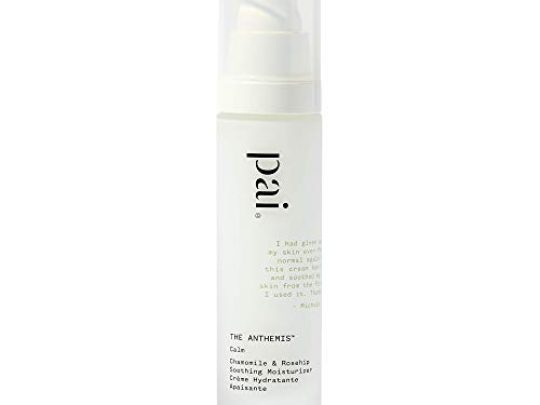 Pai Skincare Chamomile Rosehip Calming Day Cream for Sensitive Skin with Antioxidants and Omegas Hydrating Fast Absorbing 50ml 0 540x405 c