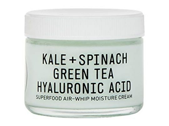 Youth To The People Superfood Hyaluronic Acid Air Whip Moisture Cream Clean Skincare Vegan Facial Moisturizer with Kale Green Tea Vitamin C Antioxidant Gel Cream 2oz 0 540x405 c