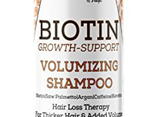 Biotin Hair Loss Shampoo Volume Shampoo For Hair Growth ALL NATURAL Thickening For Thinning Hair Volumizing Treatment For Men For Women Caffeine For Fine Hair Sulfate Free For Color Treated Hair 0 540x405 c