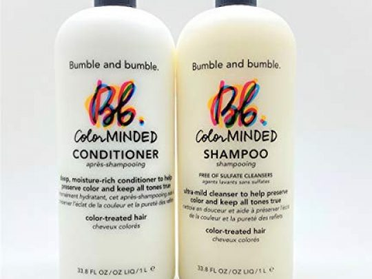 Bumble and Bumble Color Minded Sulfate Free Shampoo Conditioner Liter Duo 338 oz 0 540x405 c
