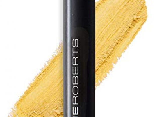 Damone Roberts Gold Digger Eyebrow Highlighter The Best Highlighter Pencil for Defined Eyes by the Eyebrow King Soft Formula Long Lasting Highly Pigmented Colors Cruelty free Gold Shimmer 0 540x405 c
