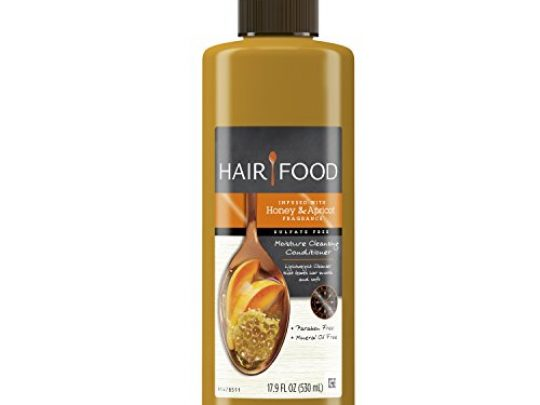 Hair Food Sulfate Free Cleansing Conditioner Infused with Honey Apricot Fragrance 179 fl oz 0 540x405 c