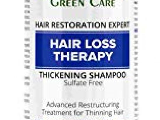 Hair Loss Therapy Sulfate Free Caffeine SHAMPOO Alopecia Prevention and DHT Blocker Anti Hair LossHair Growth Shampoo Doctor Developed NEW 2018 FORMULA 0 540x405 c