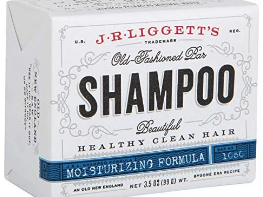 JRLIGGETTS All Natural Shampoo Bar Moisturizing Formula Supports Strong and Healthy Hair Nourish Follicles with Antioxidants and Vitamins Detergent and Sulfate Free One 35 Ounce Bar 0 540x405 c