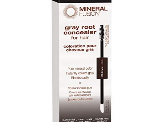 Mineral Fusion Gray Root Concealer for Hair Black 028 Ounce 0 540x405 c