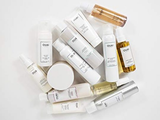 OUAI Finishing Creme This Lightweight Hydrating Cream Protects from Heat Styling While Smoothing Dry Split Ends and Adding Shine Tame Frizz and Add Body Free from Parabens and Phthalates 34 oz 0 2 540x405 c
