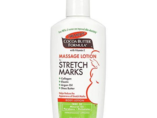 Palmers Cocoa Butter Formula Massage Lotion For Stretch Marks with Vitamin E and Shea Butter Women Body Lotion 85 Ounce 0 540x405 c