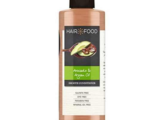 Sulfate Free Conditioner Dye Free Smoothing Treatment Argan Oil and Avocado Hair Food 179 FL OZ 0 540x405 c