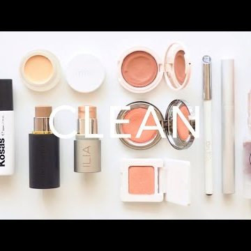 Clean Beauty Routine | All Natural, Minimal Makeup by Matilda on Video