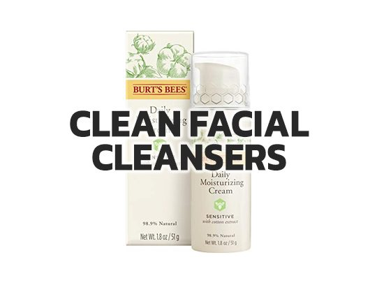 Clean Facial Cleansers
