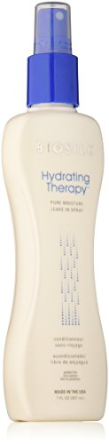 BioSilk Hydrating Therapy Pure Moisture Leave In Spray Paraben and Gluten Free 7 oz 0