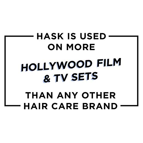 HASK BLUE CHAMOMILE Deep Conditioner Treatments for blonde hair color safe gluten free sulfate free paraben free Pack of 2 0 3