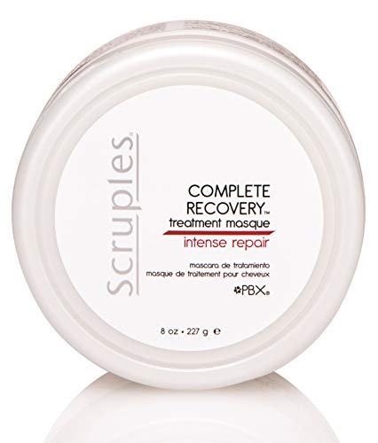 Scruples Complete Recovery Treatment Masque 8 oz for Dry Damaged Hair Cruelty Free Gluten Free Conditioning Mask for All Hair Types Intense Repair Treatment for Reversing Damage 0