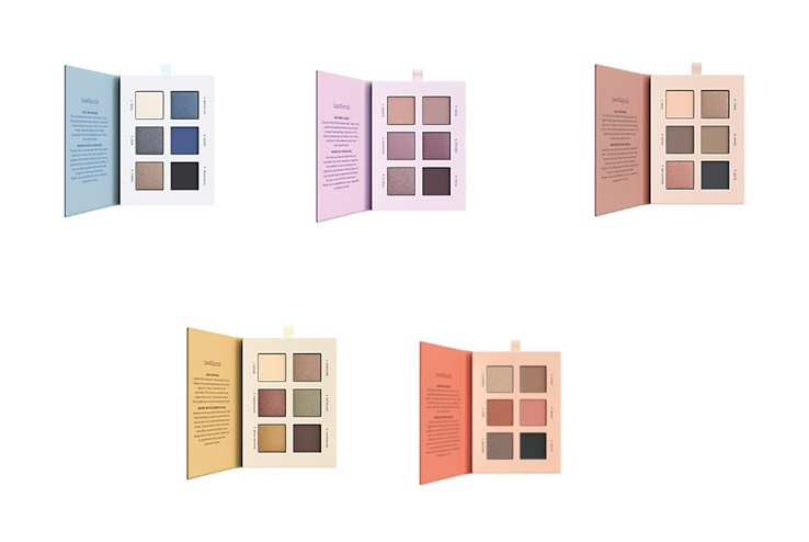Bare Minerals Mineralist Eyeshadow Palette Available Now at Ulta