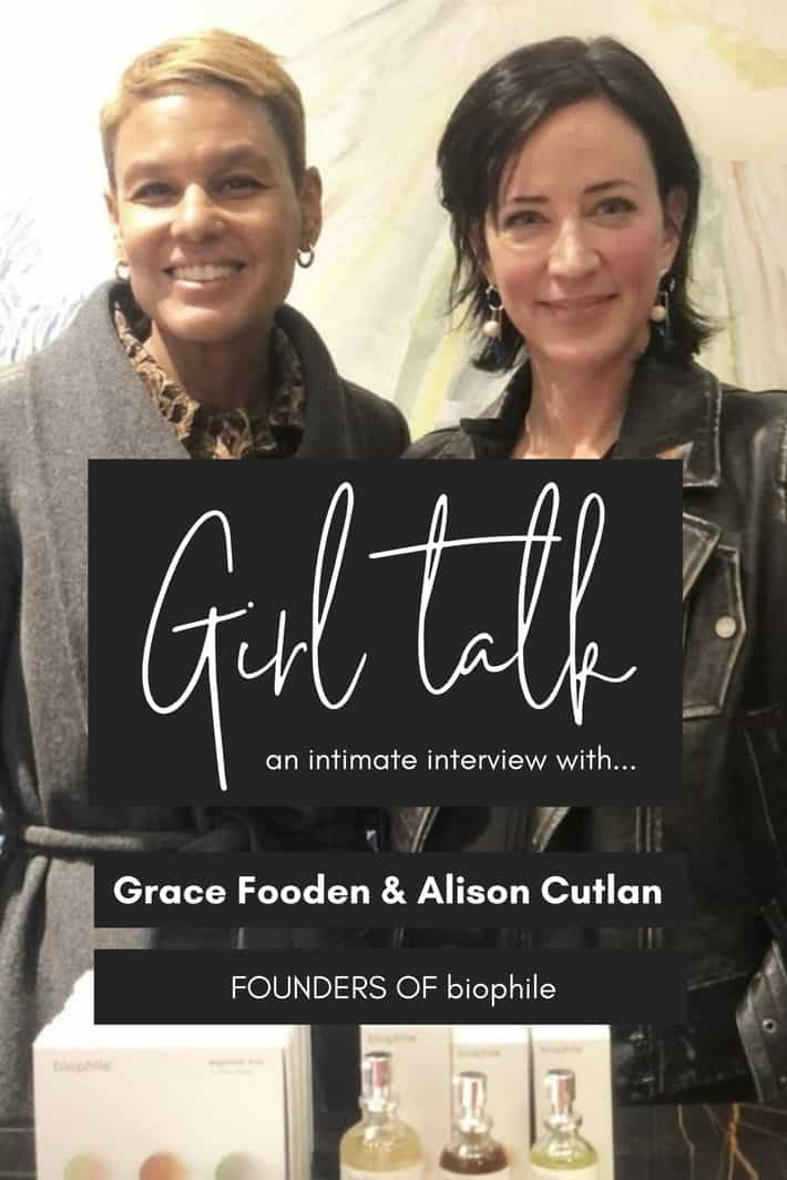 Girl Talk with biophile Skincare Co-Founders