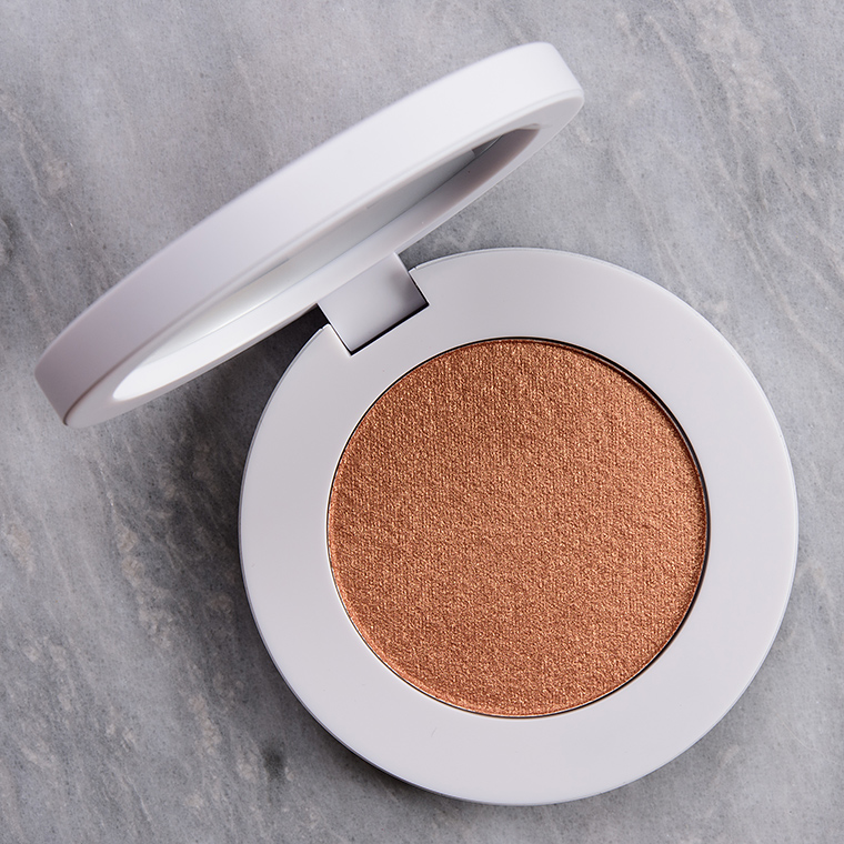 Makeup by Mario Bronze Soft Glow Highlighter Review & Swatches