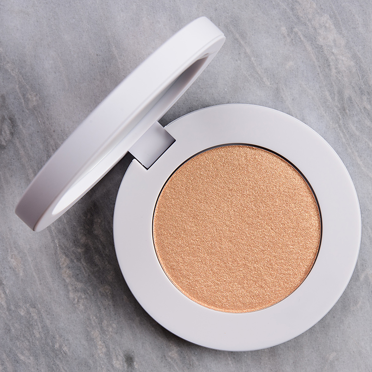 Makeup by Mario Honey Soft Glow Highlighter Review & Swatches
